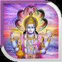 Lord Vishnu Live Wallpaper icon