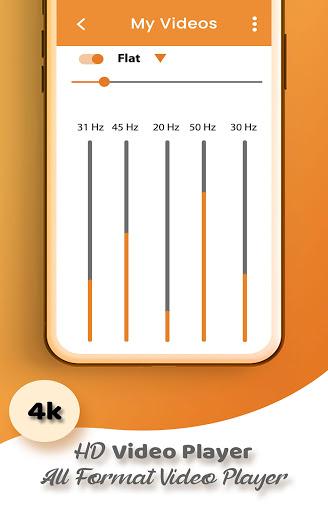 4K HD Video Player - All Format Video screenshot 9