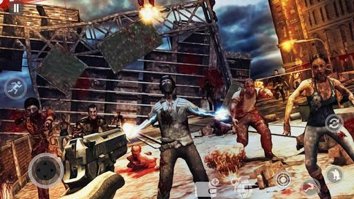 Code Triche Zombie Dead Target Shooting Games -Jeux de zombies APK MOD (Astuce) screenshots 1