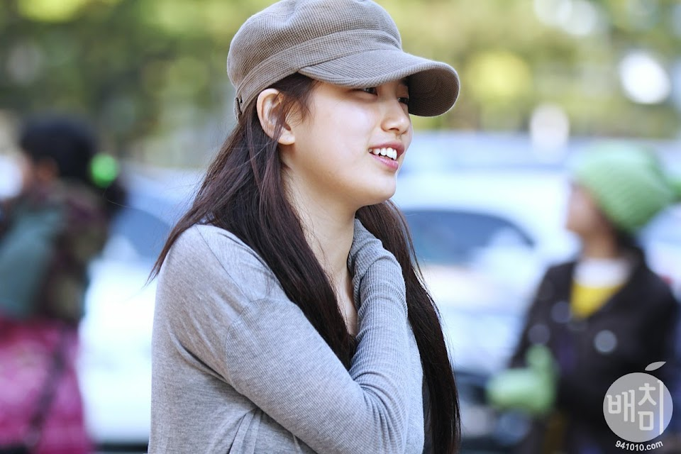 suzy no makeup