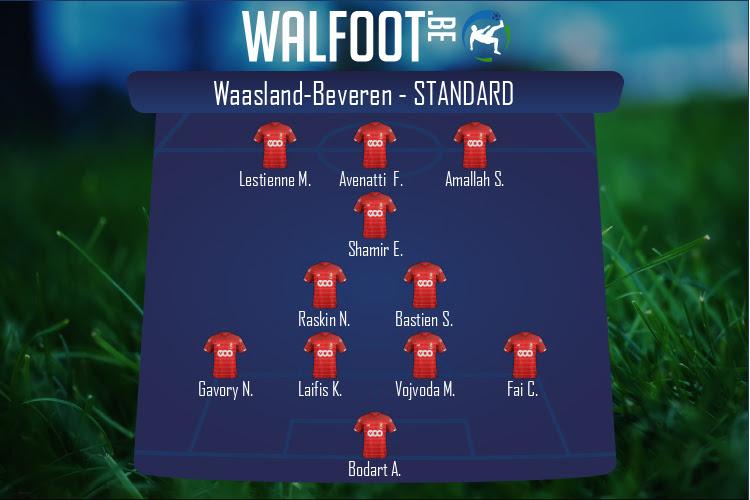 Standard (Waasland-Beveren - Standard)