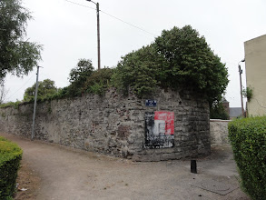 Photo: Vestingsmuren in Condé-s/Escaut