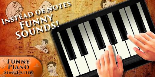 面白いピアノシミュレータ