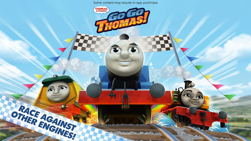 Thomas & Friends: Go Go Thomas 2.1 screenshots 1