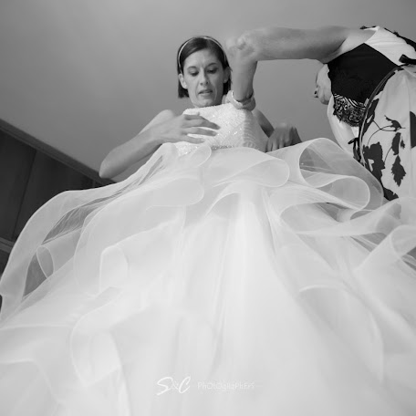 Wedding photographer Simona Vigani (SimonaVigani). Photo of 15.11.2017