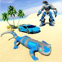 Robot Game: Robot Car Game and Permainan Robot icon