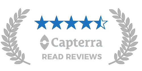 Capterra review image