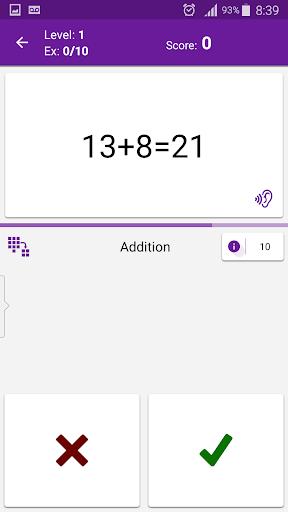 Screenshot for Math Tricks PRO in Hong Kong Play Store