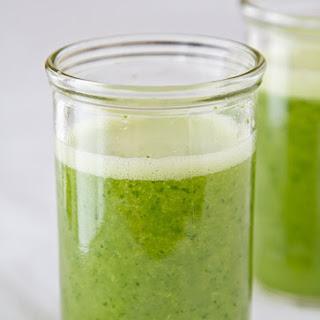 Cancun Green Juice.