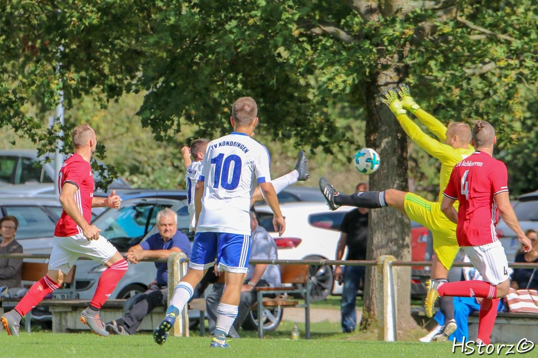 TVK I – SV Achkarren 0:0 (0:0)