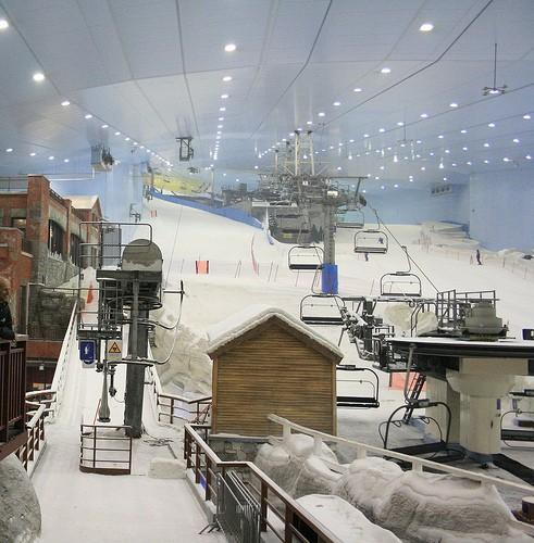 Photo Ski Dubai