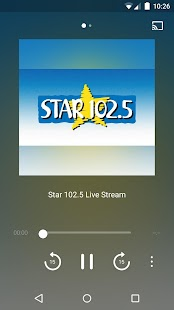 Star 102.5- screenshot thumbnail