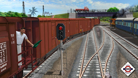 Indian Train Simulator 1.7.2 screenshot 2081439