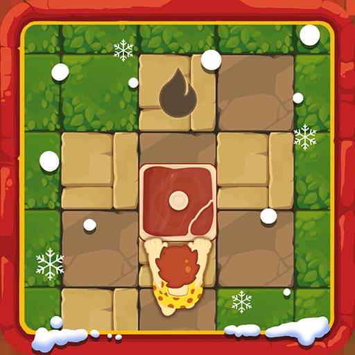 Sokoban Meat - Maze puzzle – Push Meat Maze