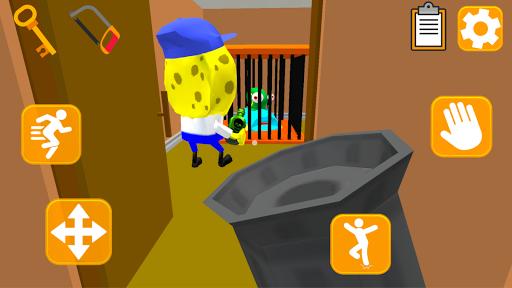 Sponge Neighbor Escape 3D Screenshots 4