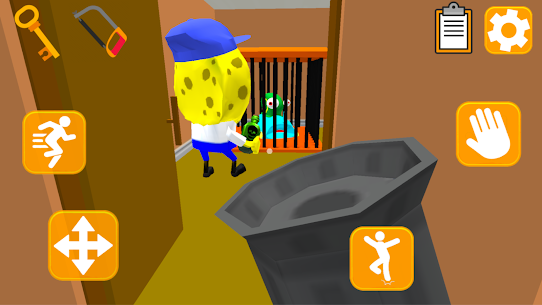 Sponge Neighbor Escape 3D App Download For Android and iPhone 4