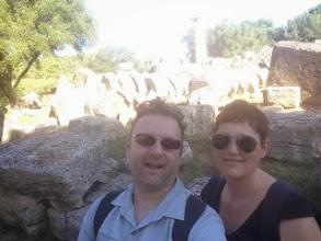 Photo: Ancient Olympia