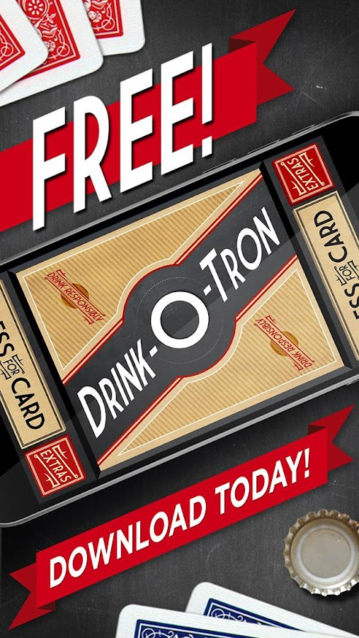 Drink-O-Tron The Drinking Game- screenshot
