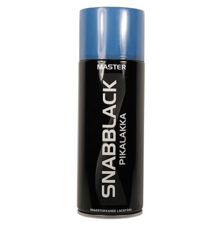 Snabblack Spray Blå 400ml