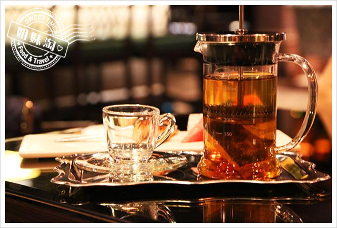 家蒂諾鐵板燒-有機蜜蘋舒緩茶