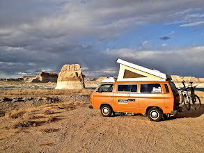 Photo: Lone Rock