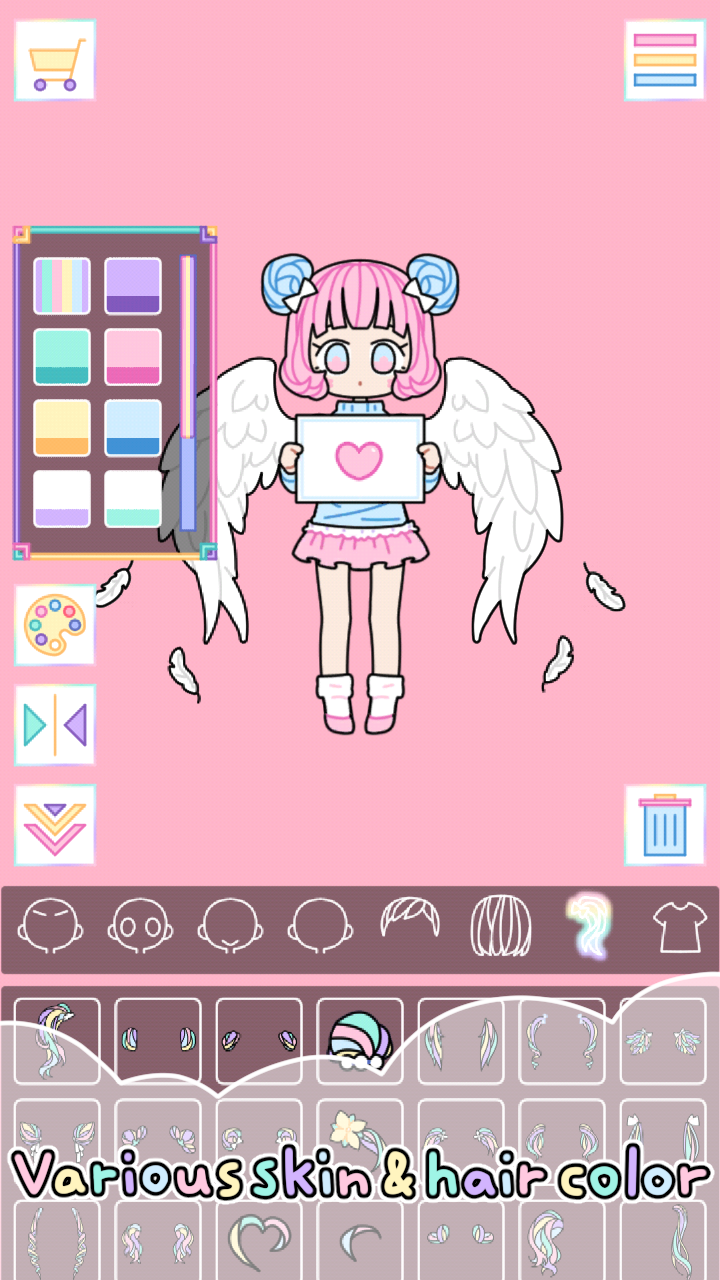 Pastel Girl Screenshot 7