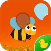 Game Animal Shape Puzzle - Memory Game apk for kindle fire