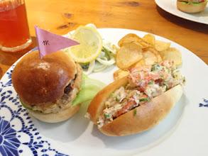 Photo: New England style dishes
