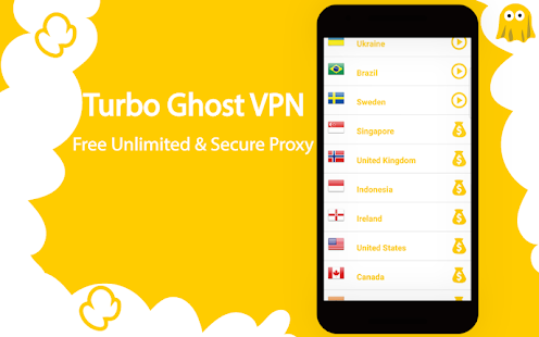 App Turbo Ghost VPN APK for Windows Phone