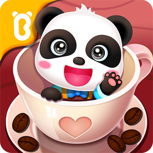 Baby Panda\'s Café- Be a Host of Coffee Shop & Cook