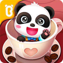 Baby Panda's Café- Be a Host of Coffee Shop & Cook