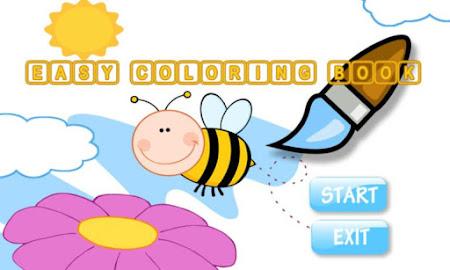Easy Coloring Book For Kids 1.0.0 screenshot 2072809