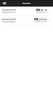 HSBC Business Mobile- screenshot thumbnail