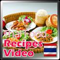 Thai Food Recipes Video icon