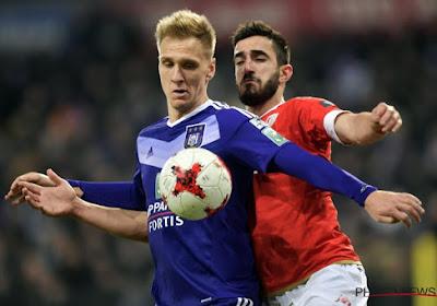 Anderlecht met Kums terug in de basis, Sa Pinto wijzigt ook