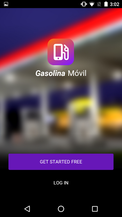 Gasolina Móvil- screenshot