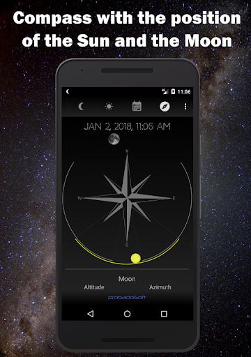 Moon Phase Calendar 1.41 screenshots 4