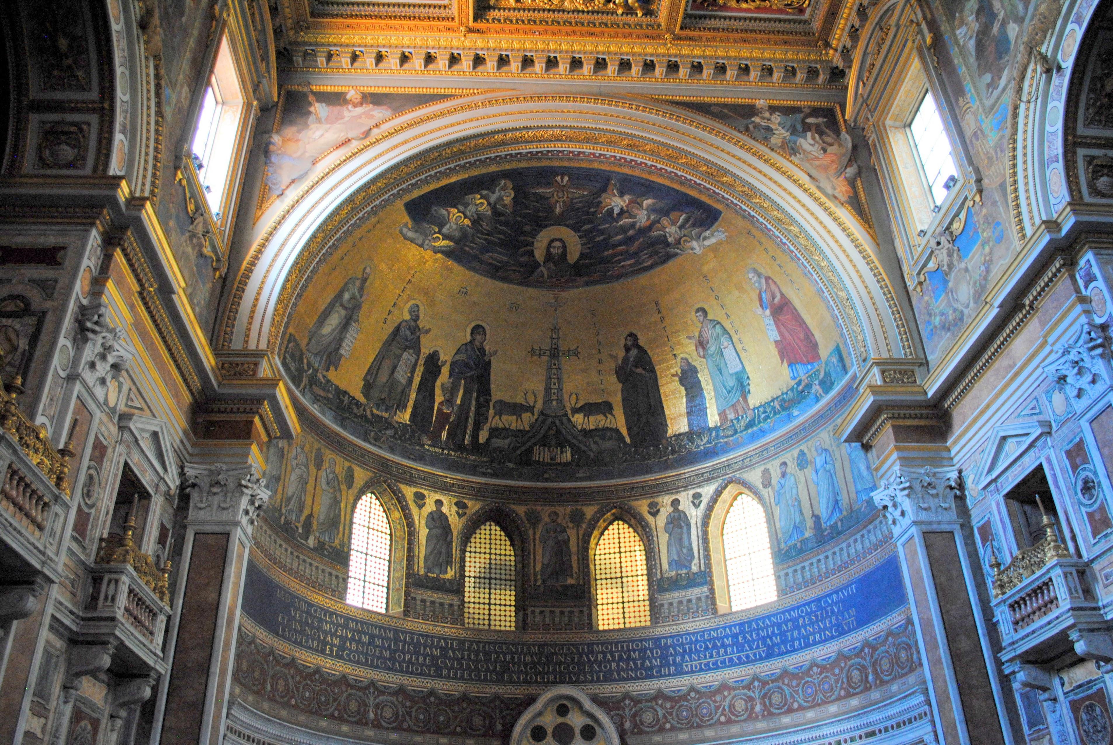 Arcibasilica Papale Romana Maggiore di San Giovanni in Laterano