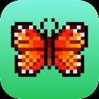 Farfalla Color By Number: Pixel Art Farfalla icon