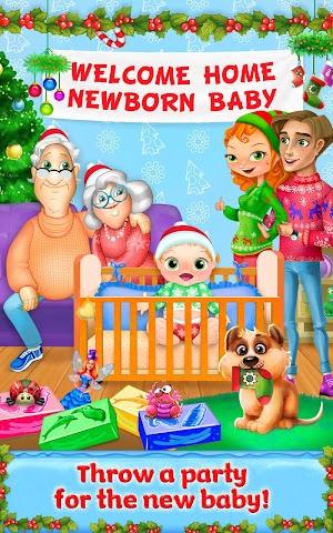 android Meine Schwester Weihnachtsbaby Screenshot 2