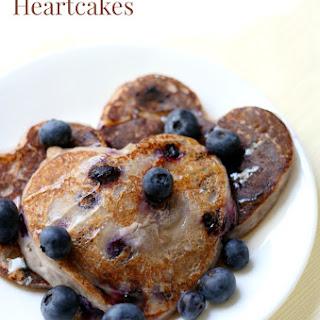 Blueberry Heartcakes