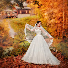 Wedding photographer Kseniya Derzkaya (Derzkaya). Photo of 01.10.2016
