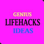 Genius Life Hacks Ideas Icon