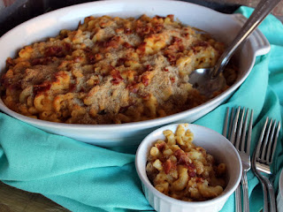 Karen's Mac And Cheese With Bacon Recipe