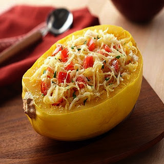 Quick Cheesy Squash