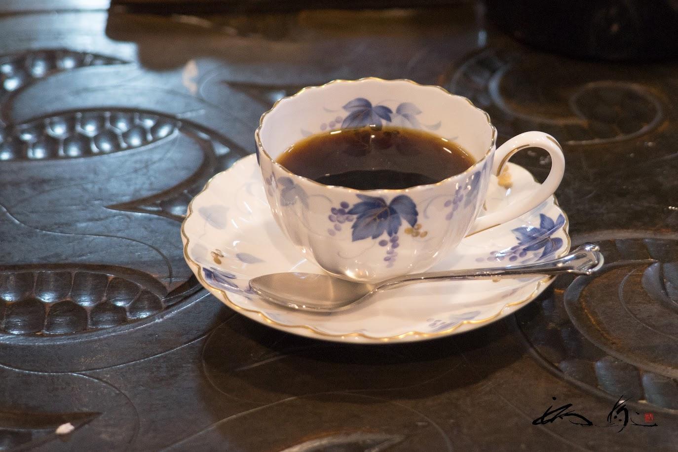 心和むコーヒー