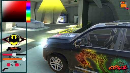 Land Cruiser Drift Simulator 1.7 screenshots 10