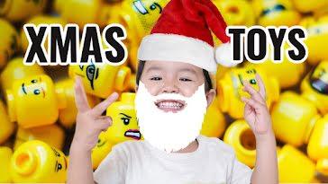 Christmas Toys - Christmas Template
