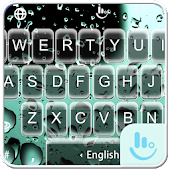 Pure Water Keyboard Theme