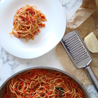 Spaghetti With White Sauce Pasta Recipes